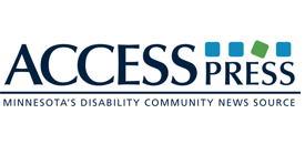 Access Press logo