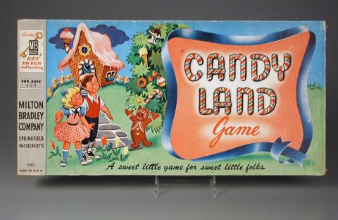 HISTORY NOTE: Candy Land