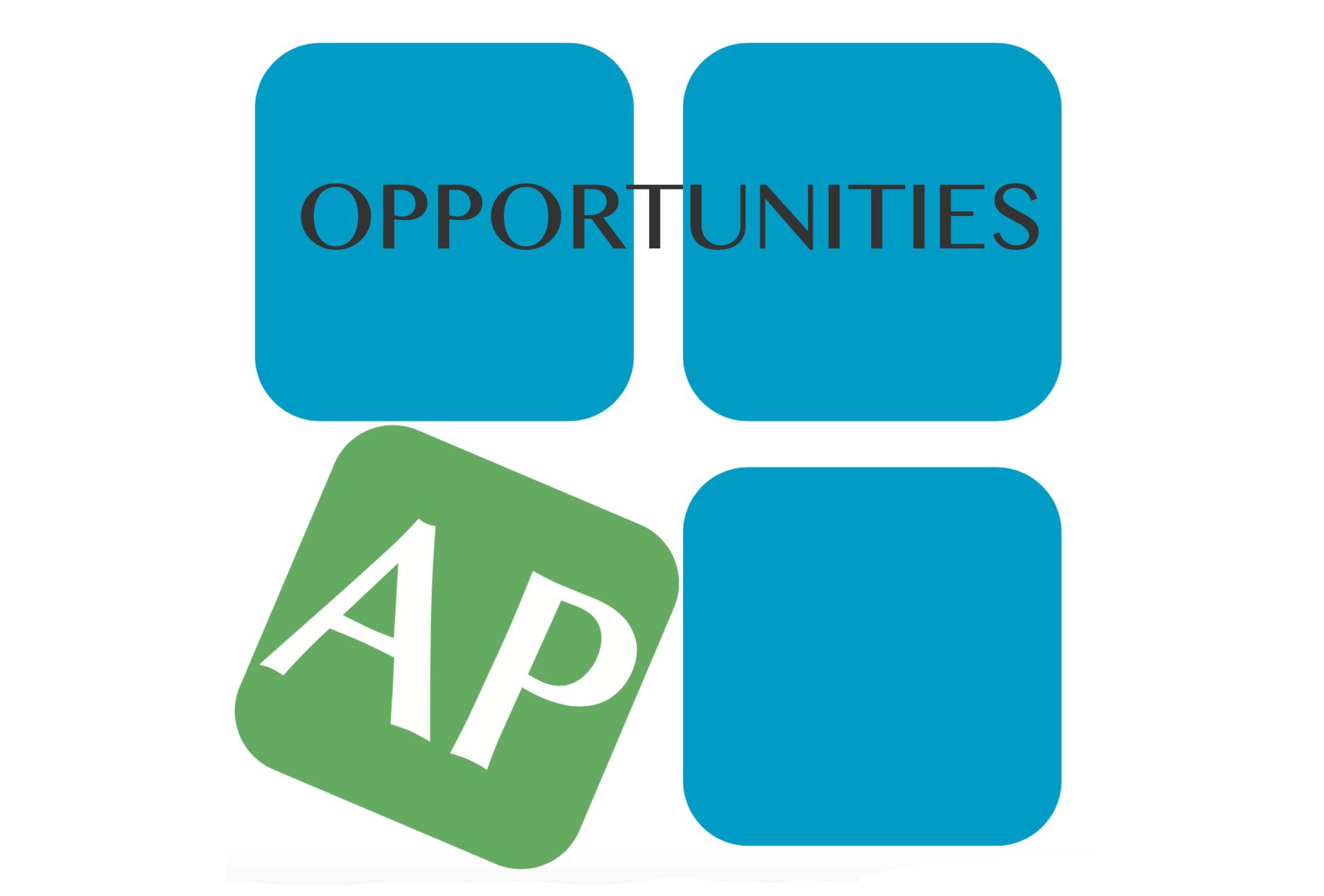 Opportunities – October 2019