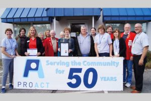 HISTORY NOTE: ProAct celebrates 50 years of revolutionizing rehabilitation services