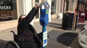 Paying for a parking spot? Meters, kiosks must change