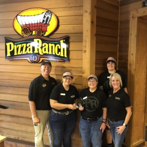 Happy Pizza Ranch employees