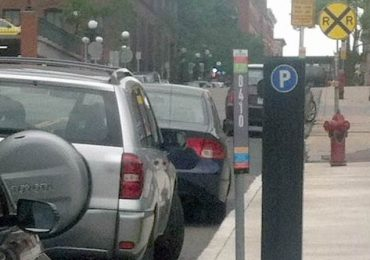 Parking meters to be upgraded