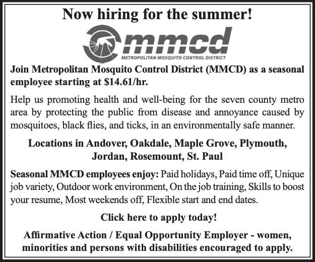 MMCD Job Ad