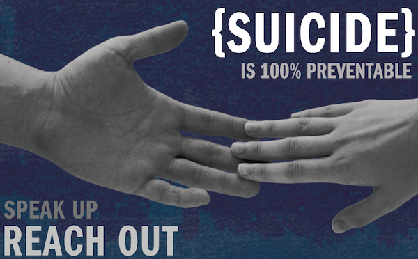 Suicide is forum topic