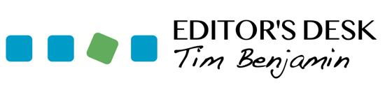 Editor's Desk - January 2020