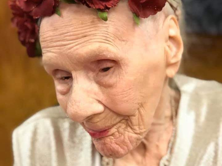 Wingspan Resources resident is 108 years young