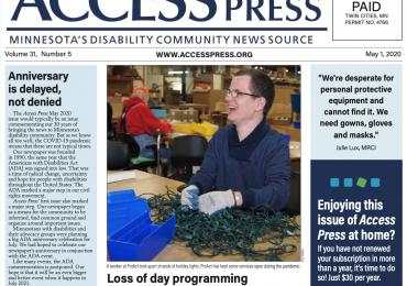 Access Press - May 2020 Edition