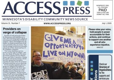 Access Press - July 2020 Edition