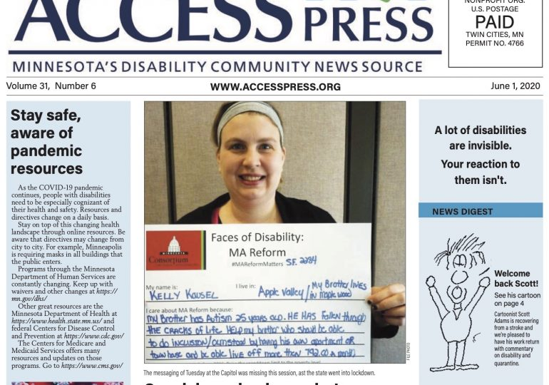 Access Press - June 2020 Edition