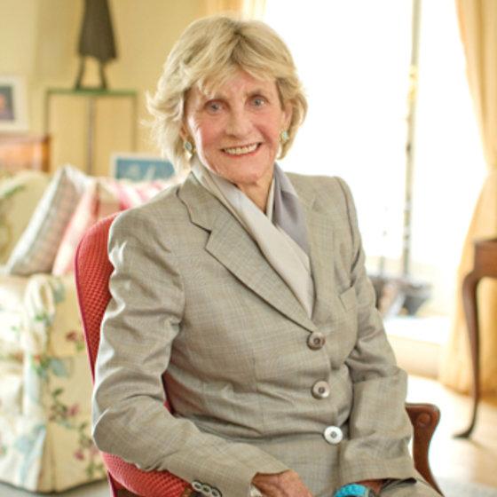 Jean Kennedy Smith portrait