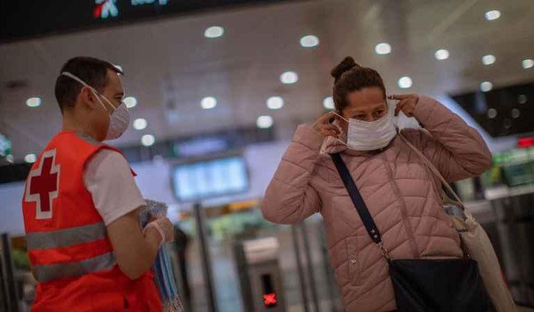 Face masks pose challenges