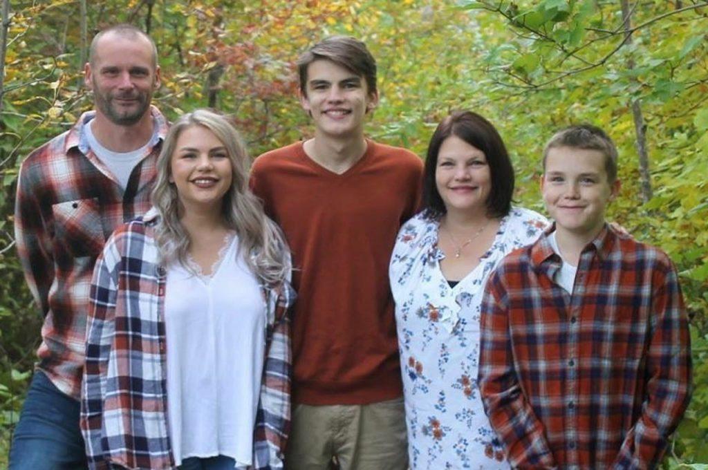 Seguin Family portrait