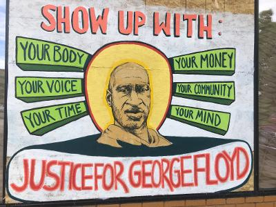 Reflections on George Floyd, race and disability from the community