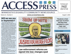 Access Press – August 2020 Edition