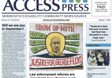 Access Press - August 2020 Edition