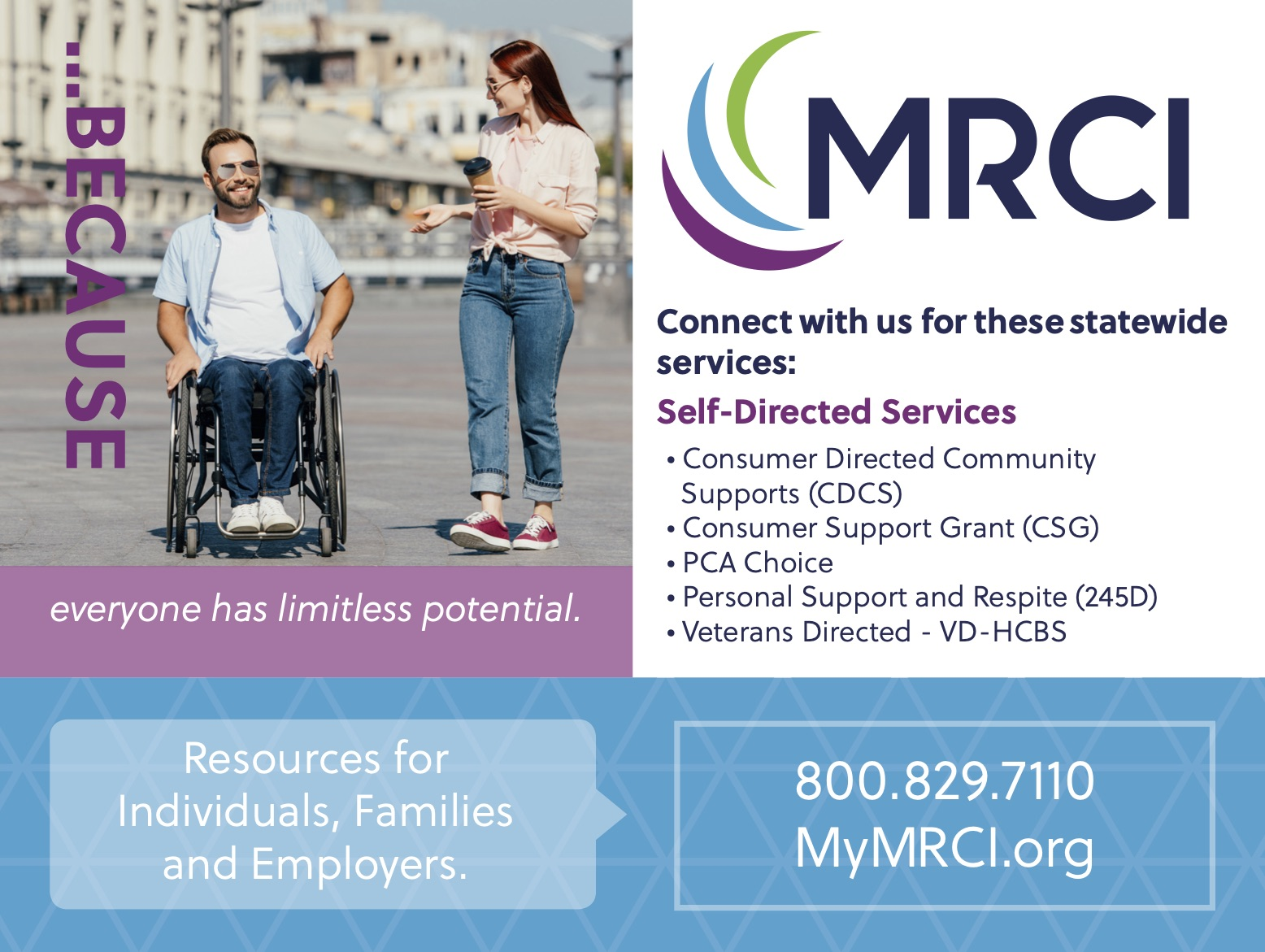 mrci ad for july
