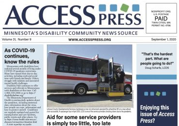 Access Press - September 2020 Edition