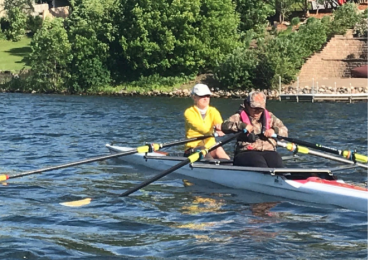 Accessible rowing is goal