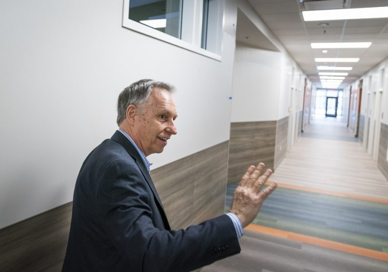 Children's behavioral facility cited