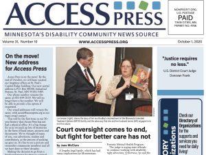 Access Press – October 2020 Edition