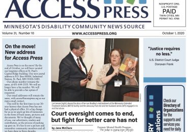Access Press - October 2020 Edition