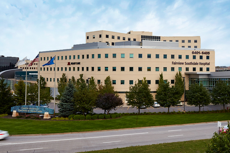 Fairview Hospital Southdale