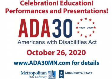 ADA anniversary, disability employment are focus of virtual celebration