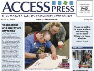 Access Press – January 2021 Edition