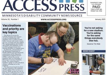 Access Press - January 2021 Edition