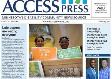 Access Press - February 2021 Edition