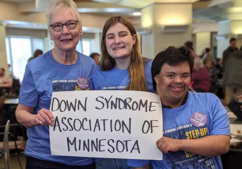 Minnesotans with Down syndrome question vaccine priority ranking