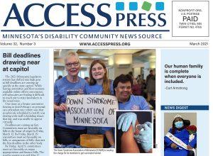 Access Press – March 2021 Edition