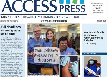 Access Press - March 2021 Edition