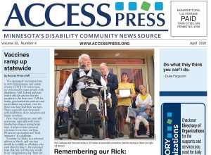 Access Press – April 2021 Edition