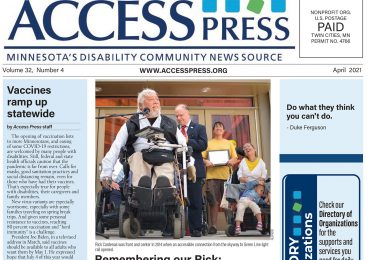 Access Press - April 2021 Edition
