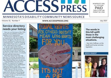Access Press - July 2021 Edition