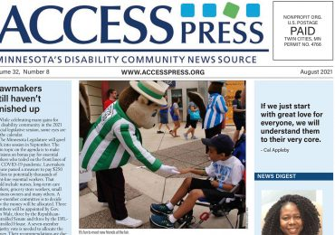 Access Press - September 2021 Edition