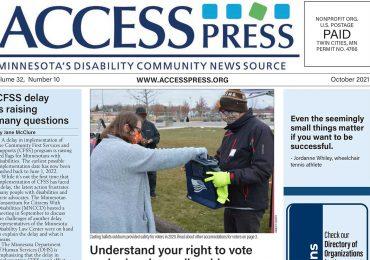 Access Press - October 2021 Edition